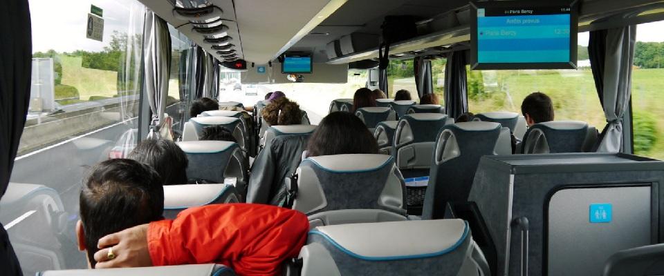 Mel loves travels le blog belge du voyage au f minin for Ouibus interieur