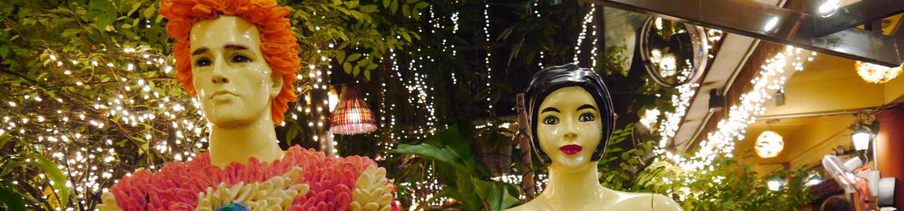 #ThailandBFF : Massages thaï et restaurant insolite à Bangkok