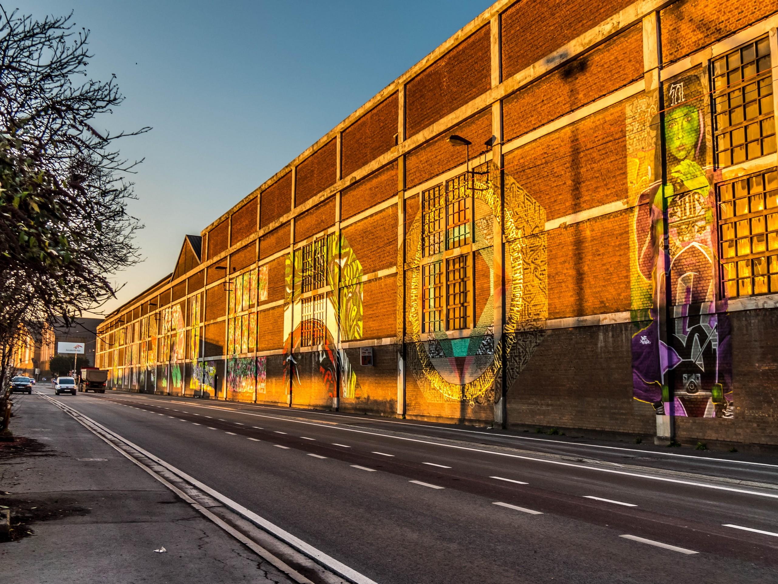Fresque Street-ArtSide