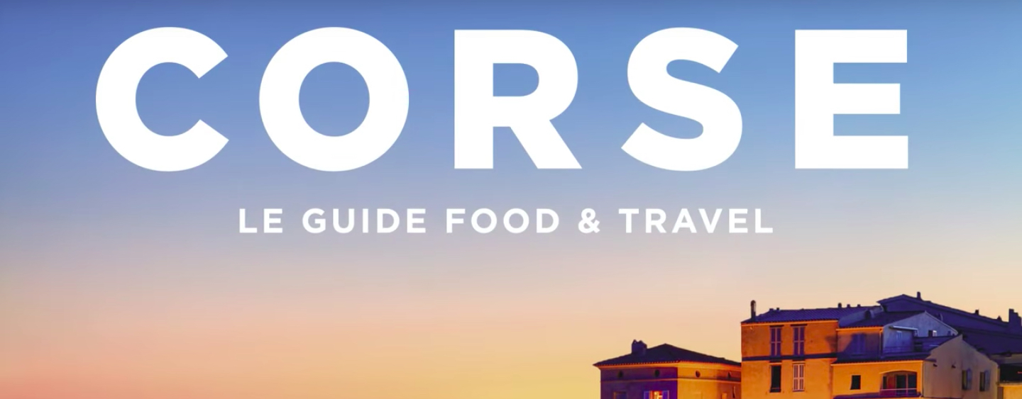 Concours Guide Michelin Guide Food & Travel Corse