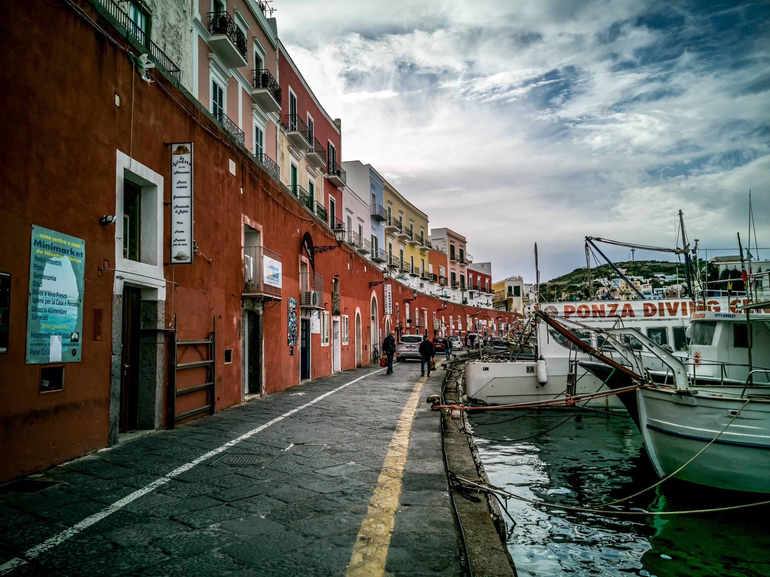 Port de Ponza